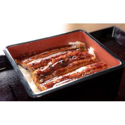 【2625-0290】紀州備長炭 炭焼うなぎ蒲焼(特大)1尾 炭焼きも串セット