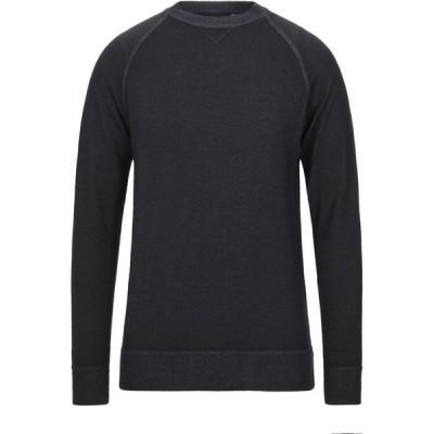 エクステ EXTE メンズ ニット・セーター トップス sweater Steel grey
