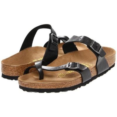 ビルケンシュトック Birkenstock レディース サンダル・ミュール シューズ・靴 Mayari Licorice Birko-Flor