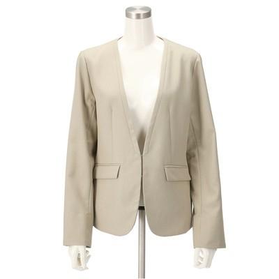 CARRIERE エコ素材カラーレスジャケットキャリール(CARRIERE)No.676454 通販 - QVCジャパン
