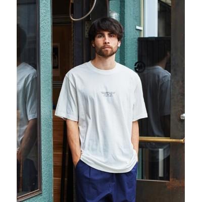 tシャツ Tシャツ THRILLS Established Merch Fit Tee (スリルズ )(2colors)(TA21-105A TA21