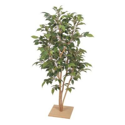 人工植物 ベンジャミン 板付 ナターシャ 1.3m  GD-121(21576800)(タカショー)