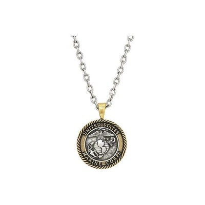"""Alex and Ani Marines 28"""""""" Necklace レディース ネックレス Two-Tone"""