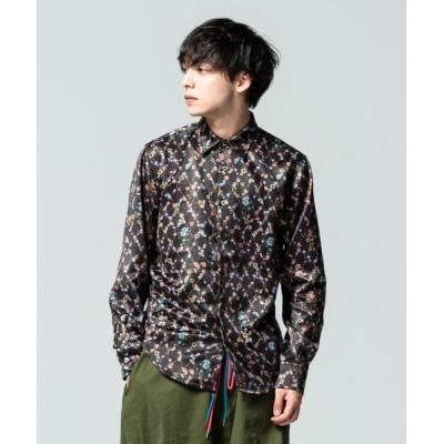 glamb / Mono-glamb SH / モノグラムシャツ MEN トップス > シャツ/ブラウス