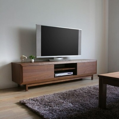OPR テレビ台 180cm テレビボード TV台 ウォールナット 完成品 北欧 テレビ台 ローボード 収納 おしゃれ