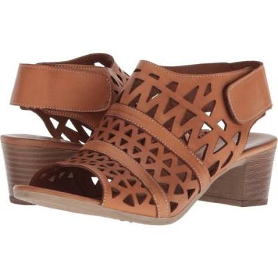 スプリングステップ Spring Step レディース サンダル・ミュール シューズ・靴 Dorotha Brown