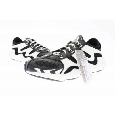 【中古】アディダス adidas FYW S-97 フィーツー ウェア スニーカー G27986 28.5 黒 ブラック ブランド古着ベクトル 中古●▲■200914 0030 メンズ