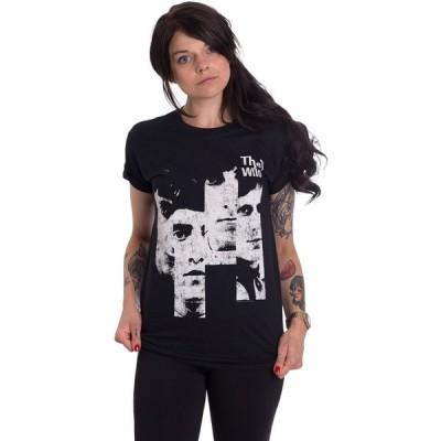 インペリコン Impericon レディース Tシャツ トップス - Sections - T-Shirt black
