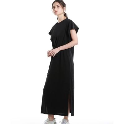 【エポカ ザ ショップ】 サックドレス レディース 黒 40 EPOCA THE SHOP