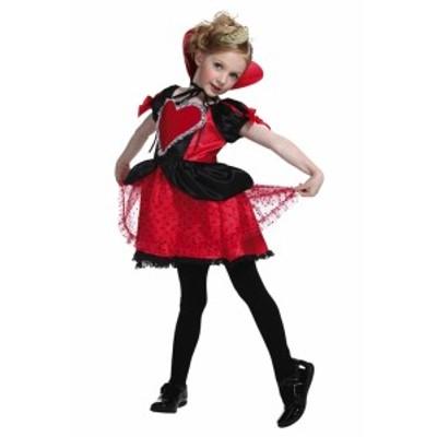 ハロウィン 衣装 子供 コスプレ 女の子 ハートクイーン ガール キッズ 仮装 コスチューム ハロウィンパーティー ハロウイン