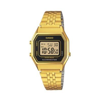 LA680WGA-1 レディース(LA-680WGA-1) デジタル カシオ CASIO 腕時計 メール便 BOXなし 代引き/ラッピング不可 ポスト投函 追跡可能 送料無料