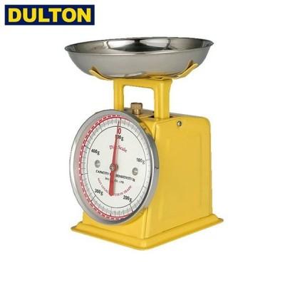 DULTON ダイエットスケール イエロー 500g 100-126YL ダルトン