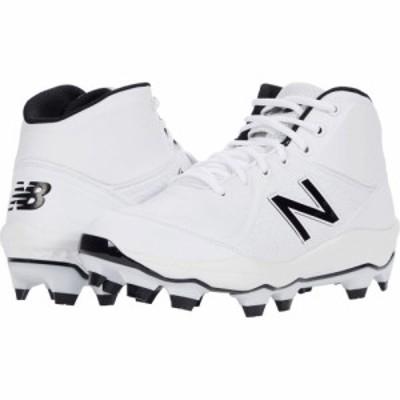 ニューバランス New Balance メンズ スニーカー シューズ・靴 Fresh Foam 3000v5 Mid-Cut TPU White/White