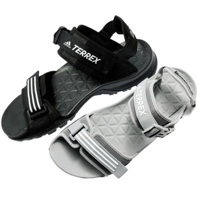 Ranan <adidas>ウルトラサンダル アディダス ブラック 24.5cm レディース