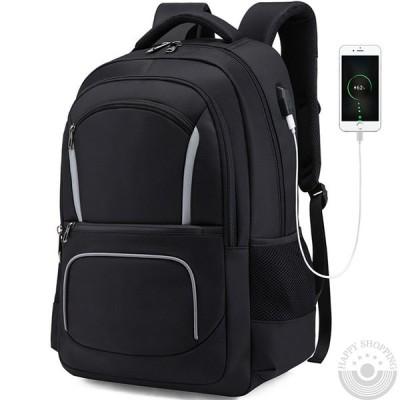 多機能バック メンズ 大容量 防水 ビジネスバッグ 収納たっぷり 出張 旅行 リュックサック、デイパック