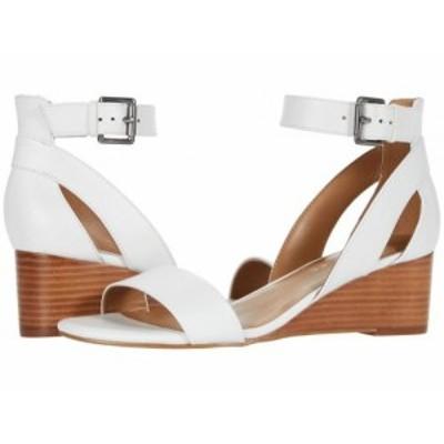 Aerosoles エアロソールズ レディース 女性用 シューズ 靴 ヒール Willowbrook White Leather【送料無料】