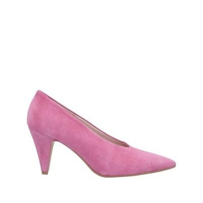 NILA & NILA レディース パンプス シューズ 靴 ライトパープル