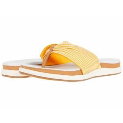 クラークス レディース サンダル シューズ Eliza June Golden Yellow/O