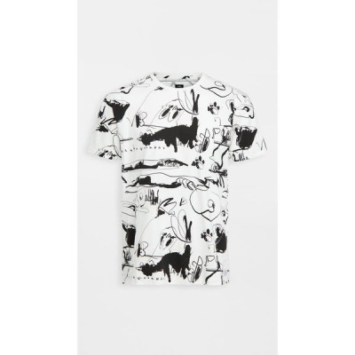 バンクスジャーナル Banks Journal メンズ Tシャツ トップス Dunkwell Streets Banks JS Tee Off White