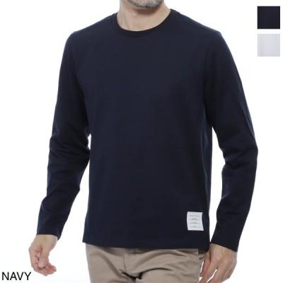 トムブラウン THOM BROWNE. 長袖Tシャツ RELAXED FIT カットソー 大きいサイズあり メンズ mjs068a-00042-415