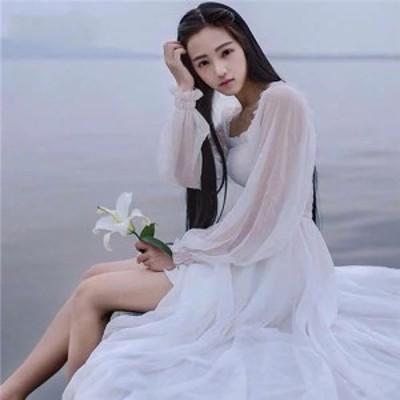 可愛い♪ウェディングドレスはパーティー、忘年会、結婚式にも適用♪ドレス 二次会 花嫁 格安 エンパイア ドレス ロング 大きいサイズ