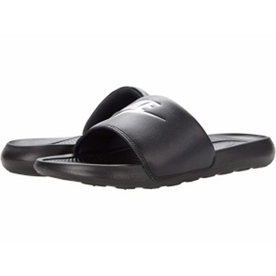 (取寄)ナイキ レディース ビクトリー ワン スライド Nike Women's Victori One Slide Black/White/Black