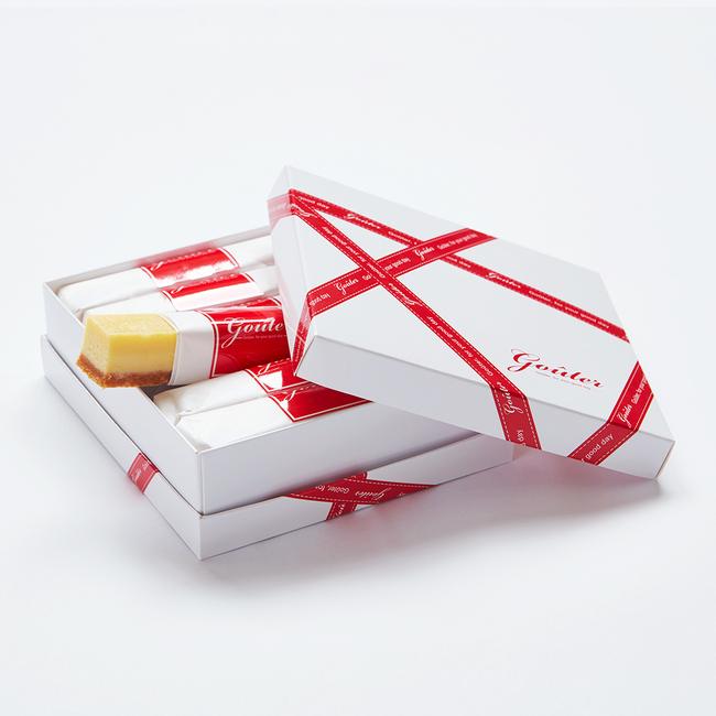 【超值組】goter雅培米堤 超起士禮盒-6入/盒 +真巧巧克力6入 起士蛋糕 乳酪蛋糕 起士條 起司條 下午茶 點心 伴手禮