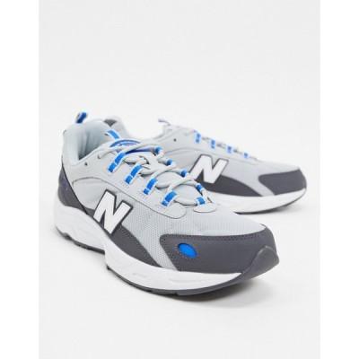 ニューバランス New Balance メンズ スニーカー シューズ・靴 615 in grey グレー