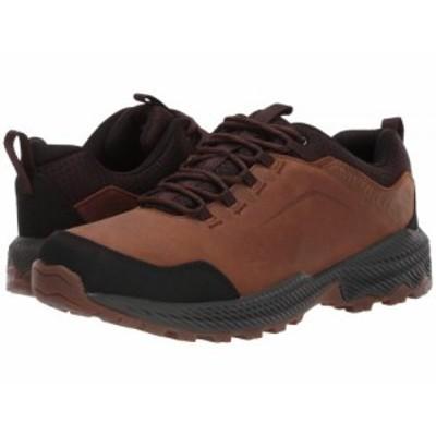 Merrell メレル メンズ 男性用 シューズ 靴 ブーツ ハイキング トレッキング Forestbound Merrell Tan【送料無料】