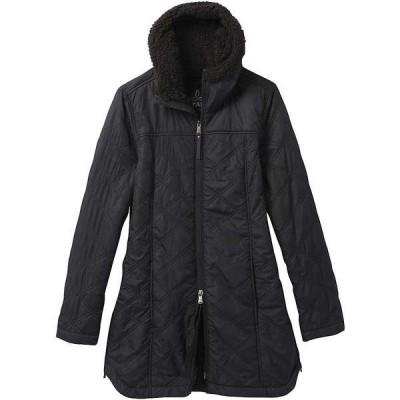 プラーナ レディース ジャケット・ブルゾン アウター Prana Women's Esla Coat