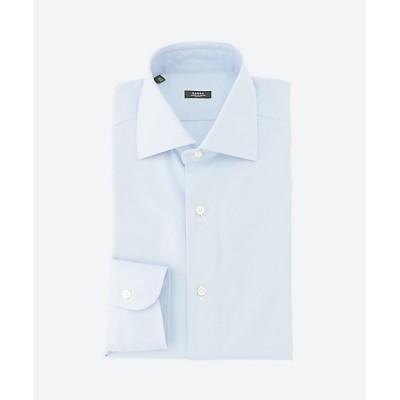 <BARBA(Men)/バルバ> ワイドカラードレスシャツ 06ブルー【三越伊勢丹/公式】