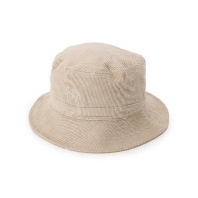 OZOC / コーデュロイバケットハット WOMEN 帽子 > ハット
