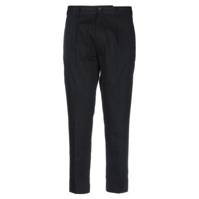 YES LONDON パンツ ブラック 54 コットン 97% / ポリウレタン 3% パンツ