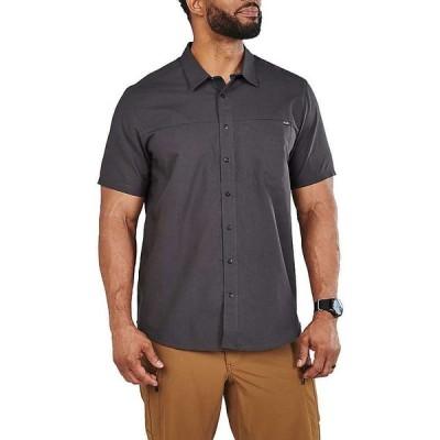5.11タクティカル 5.11 メンズ 半袖シャツ トップス Wyatt SS Shirt Volcanic