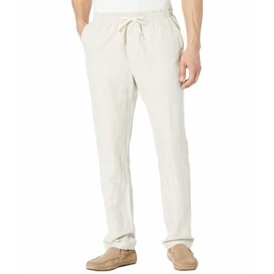 ナウティカ カジュアルパンツ ボトムス メンズ Classic Fit Drawstring Linen Pants Wheat Flax