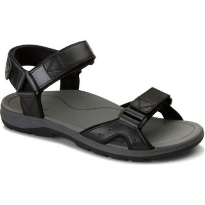 バイオニック VIONIC メンズ サンダル シューズ・靴 Leo Sandal Black