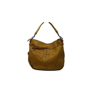 Harbour 2nd Maureen Handbag B3.9811 in Mustard 並行輸入品