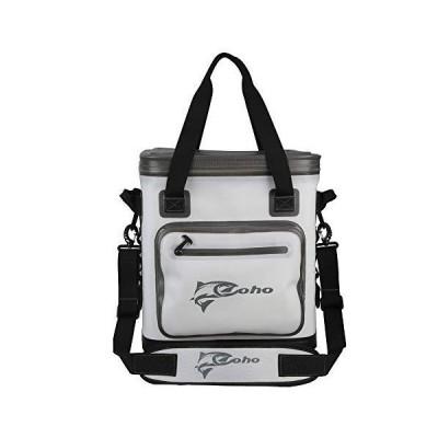 Coho クーラーバッグ   24缶 パーソナルクーラーとランチボックス   断熱 漏れ防止 ポータブルクーラー   ビーチ、旅行、ピクニック、キャンプ用のクーラーバッ