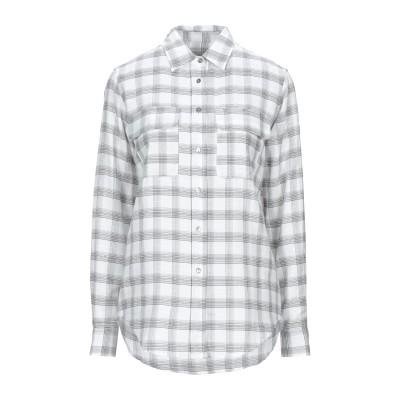 CAMICETTASNOB シャツ ホワイト 40 コットン 98% / ポリエステル 1% / ナイロン 1% シャツ