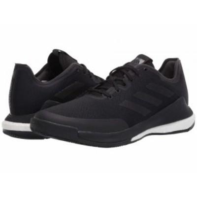 adidas アディダス レディース 女性用 シューズ 靴 スニーカー 運動靴 Crazyflight Core Black/Night Metallic/Core Black【送料無料】