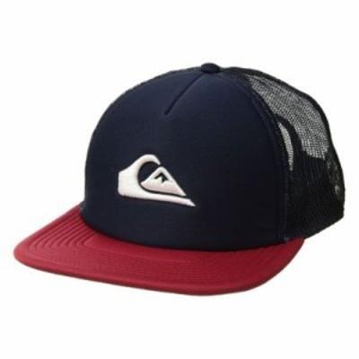 クイックシルバー キャップ All In Cap Navy Blazer