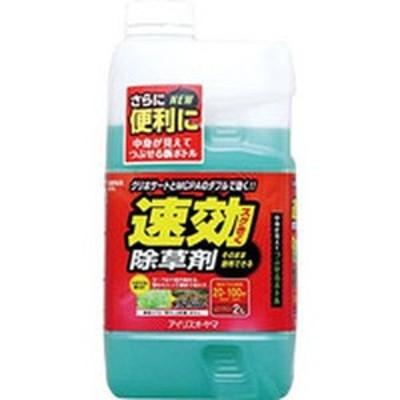 SJS2L  アイリスオーヤマ(株) IRIS 速効除草剤 2L WO店