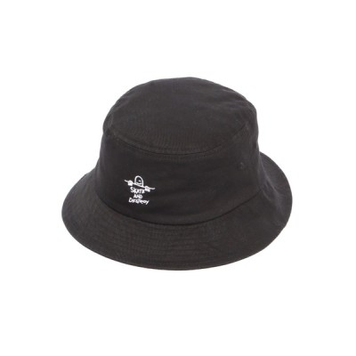 ROOP TOKYO / THRASHER/スラッシャー GE14 THRASHER 21TH-H01K キッズ バケットハット KIDS 帽子 > ハット