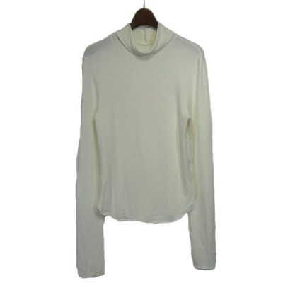 【SALE】6(ROKU) BEAUTY&YOUTH 「TURTLE NECK PULLOVER」タートルネックカットソー サイズ:Free (栄店)