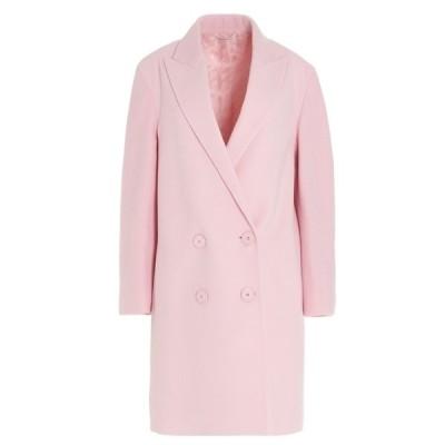 ジバンシー レディース コート アウター Givenchy Double Breasted Mid-Length Coat -