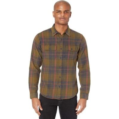ノーマルブランド The Normal Brand メンズ シャツ トップス Conrad Brown Plaid
