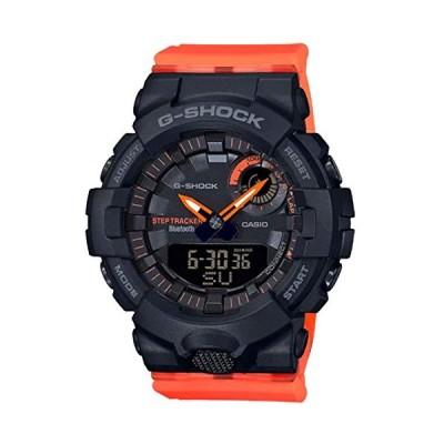 腕時計 カシオ レディース GMAB800SC1A4 Casio GMAB800SC1A4 G-Shock Women Women's Watch Orange 50.7mm