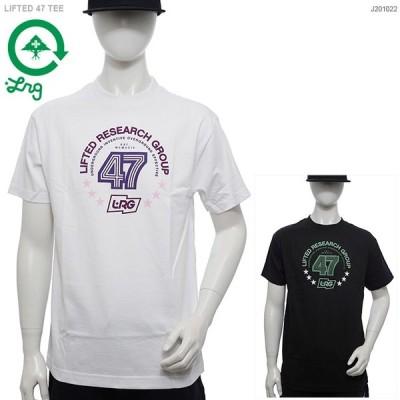 [40%OFFセール] LRG Tシャツ エルアールジー 半袖Tシャツ LIFTED 47 TEE TEE