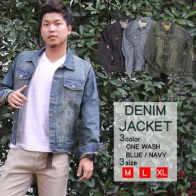 REALCONTENTS デニムジャケット Gジャン メンズ ジャケット ブランド リアルコンテンツ アメカジ おしゃれ かっこいい ストリート