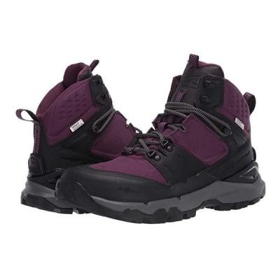Altra Footwear Tushar Boot レディース Hiking Black/Purple